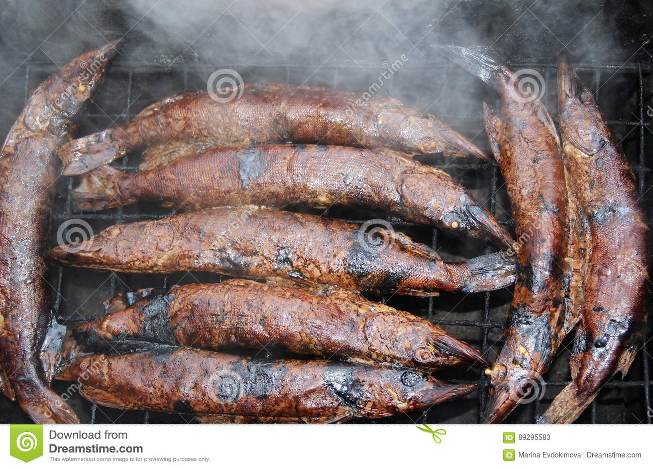 How to smoke fish in smokehouse What can smoke fish 75