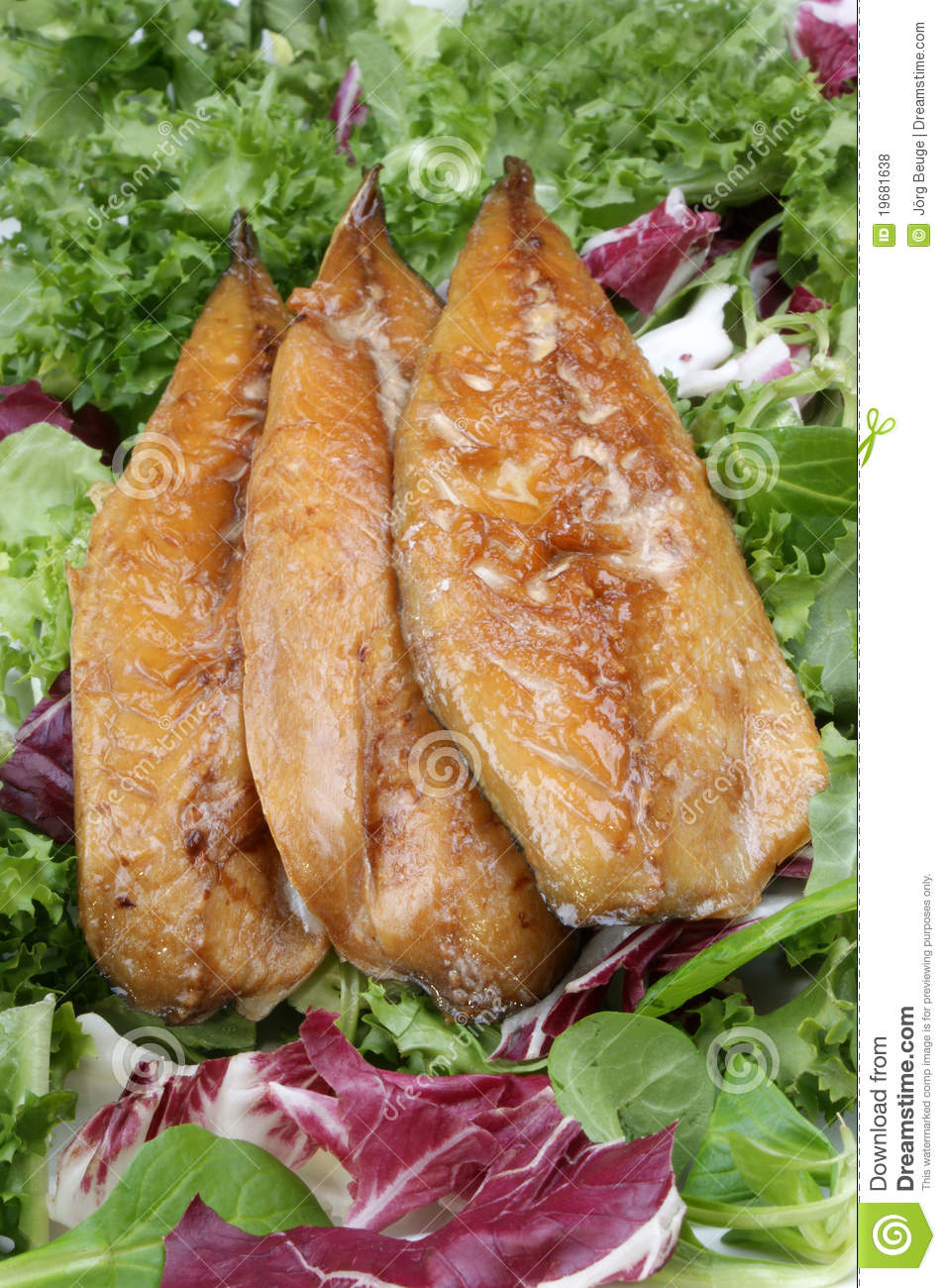how to cook smoked mackerel fillets