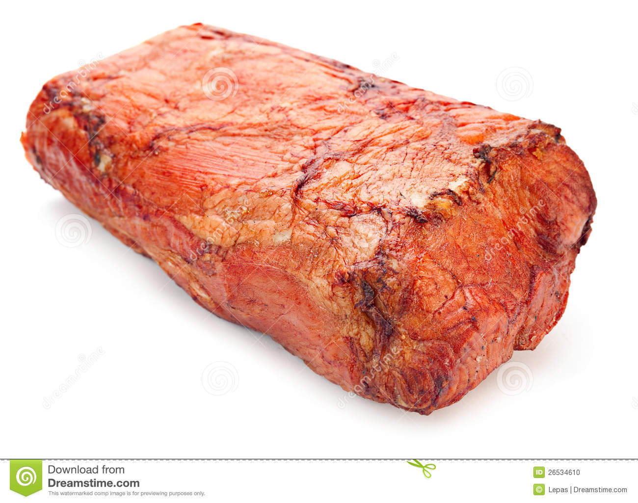 Smoked pork meat stock photo. Image of nobody, textured - 26534610 for Pork Meat Clipart  300lyp