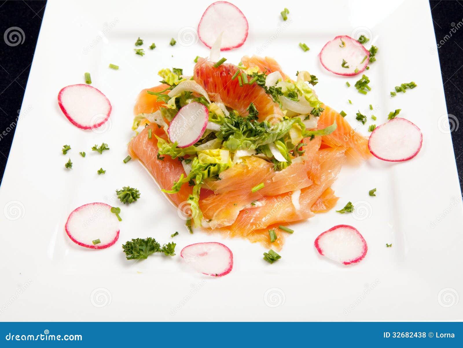 salad grilled salmon and grapefruit blood orange roasted salmon blood ...