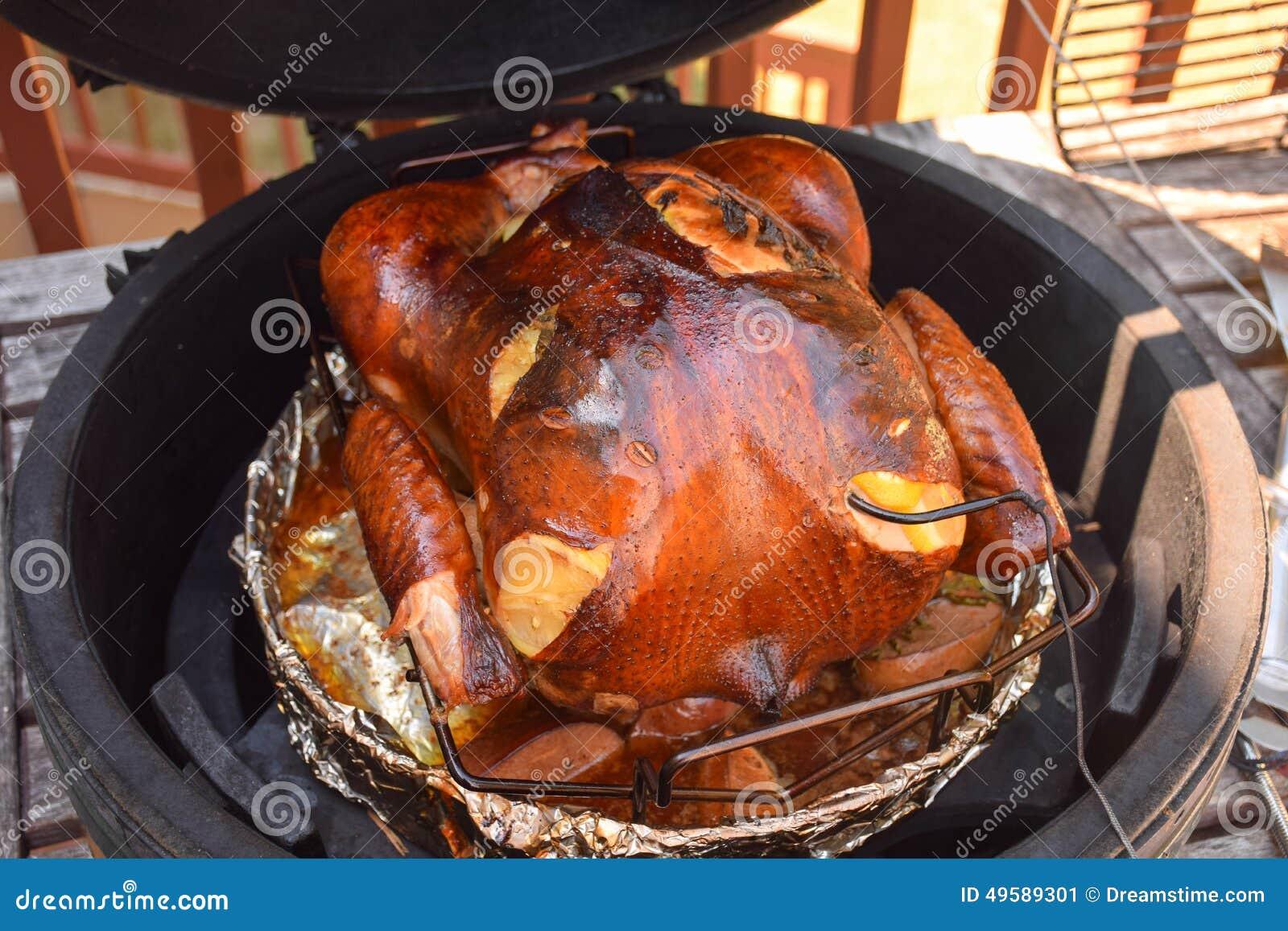 recipe: kamado smoked turkey [6]
