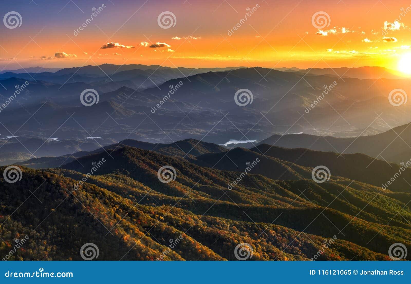 Smokey山国家公园