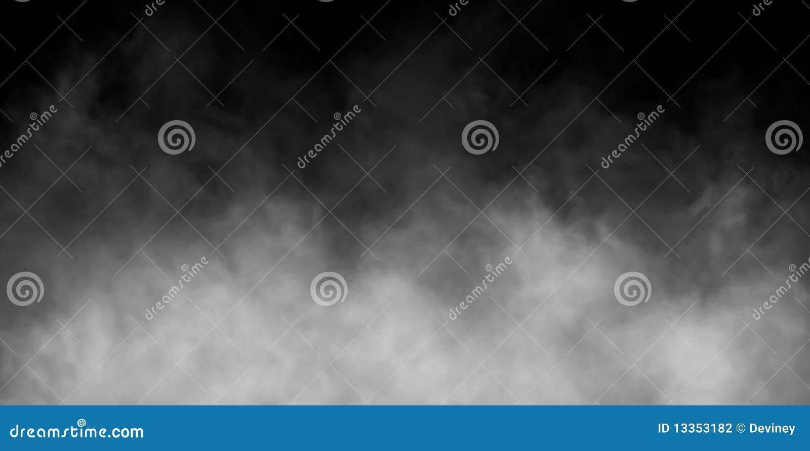 Smokey fog background