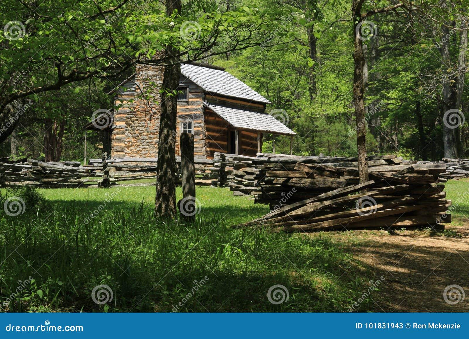 Smokey Mountains Log Cabin