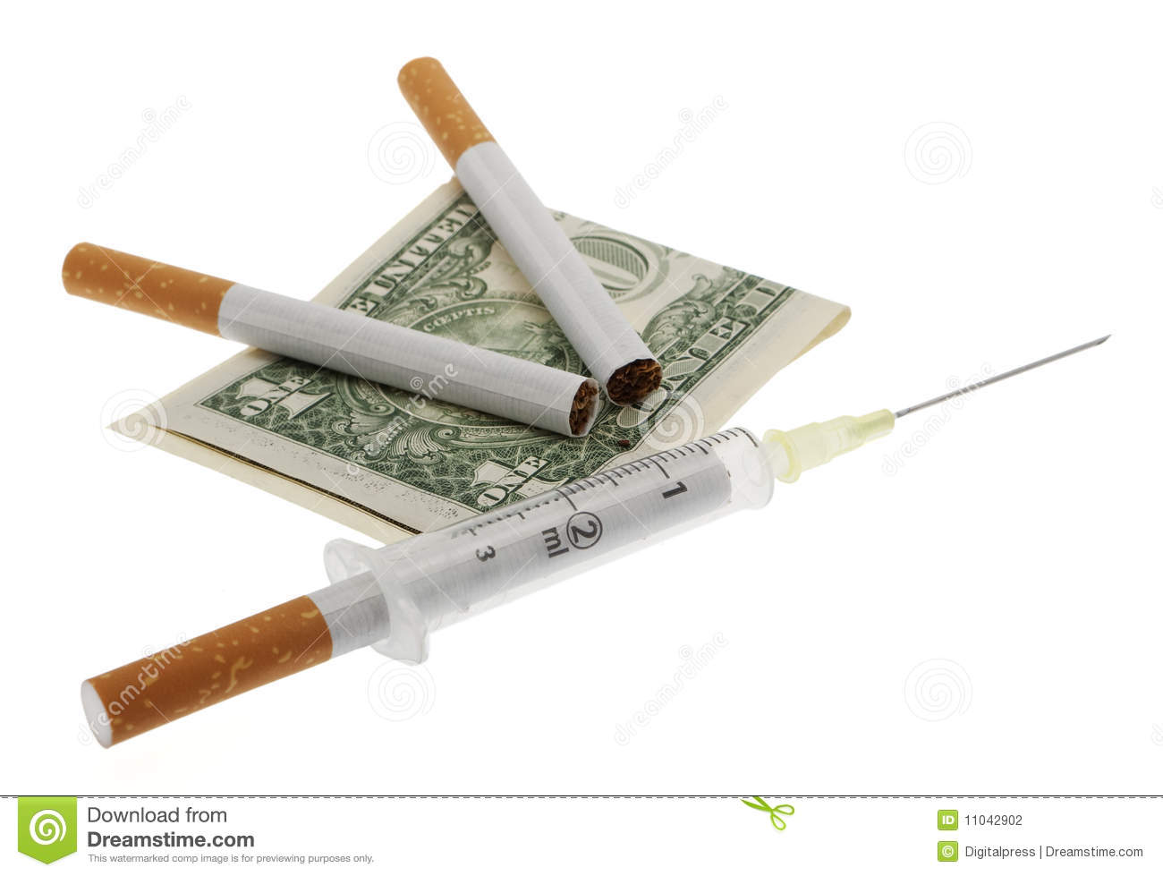 The reasons why smoking is bad for you