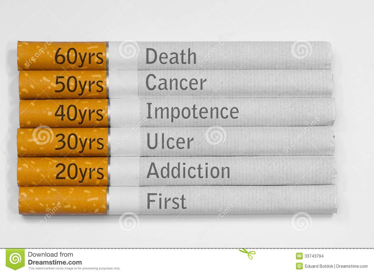 Cigarettes are killing us essay