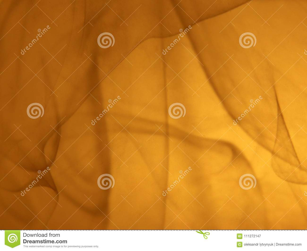 Smoky texture. Blurred outlines. Gas diffusion. Cloudy waves. Warm honey tones. Orange coloring.