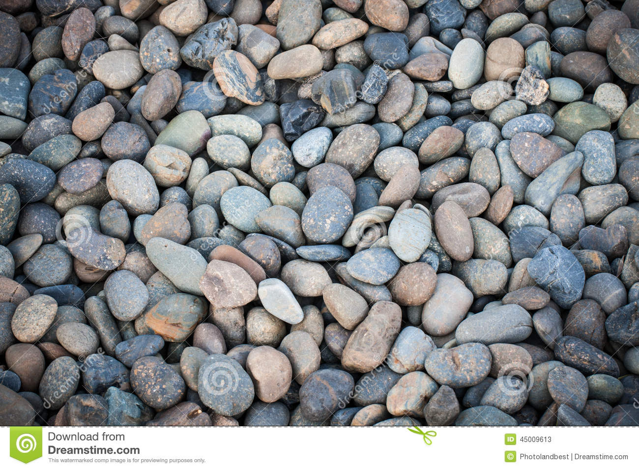 Image gallery smooth pebbles for Smooth river rocks for landscaping