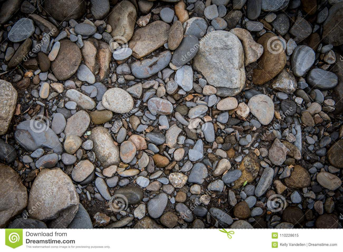 Smooth River Rocks On Bank Texture Stock Image Image Of Pebble Texture 110228615