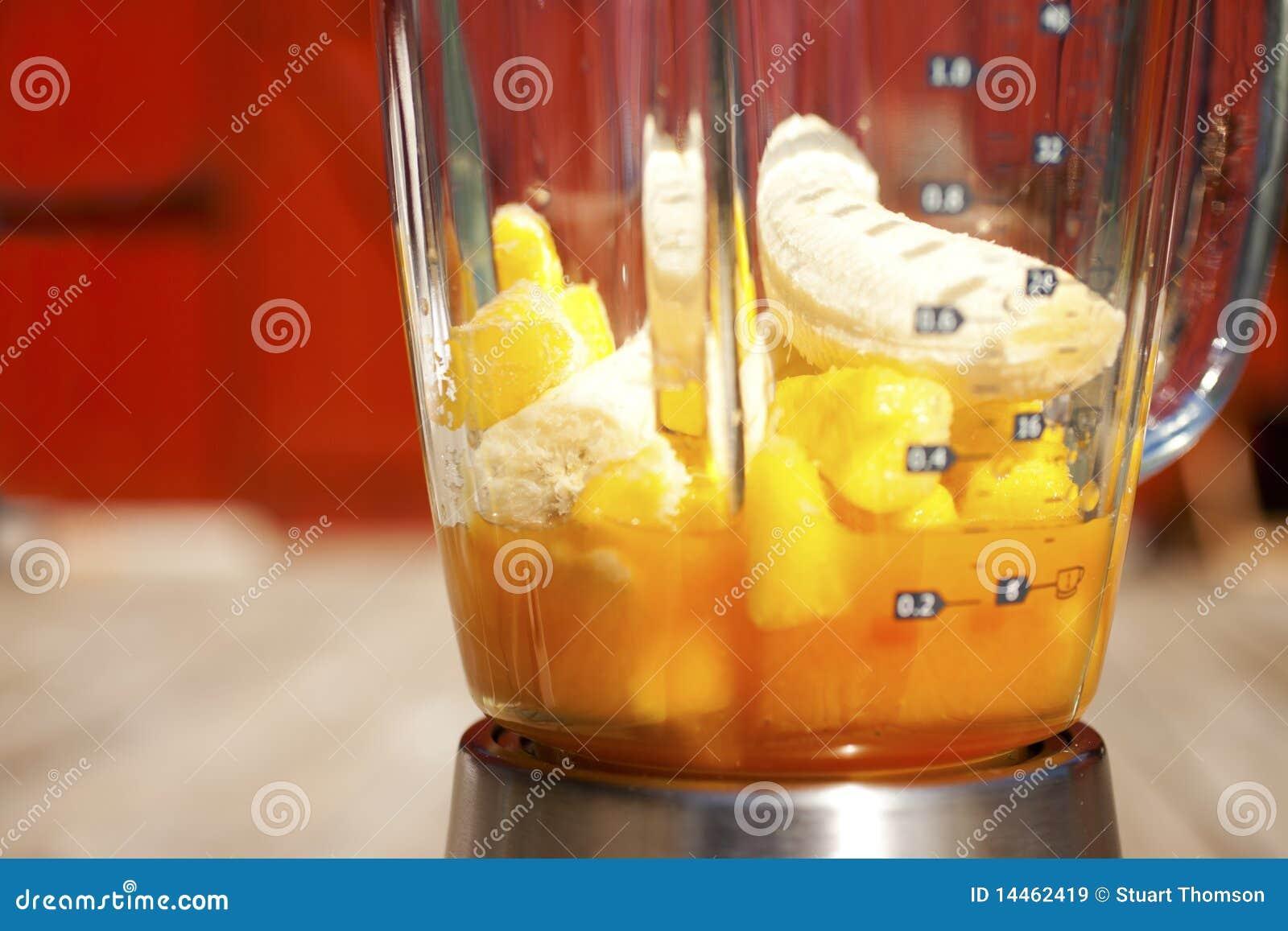 smoothie blending stock image image of healthy beverage 14462419