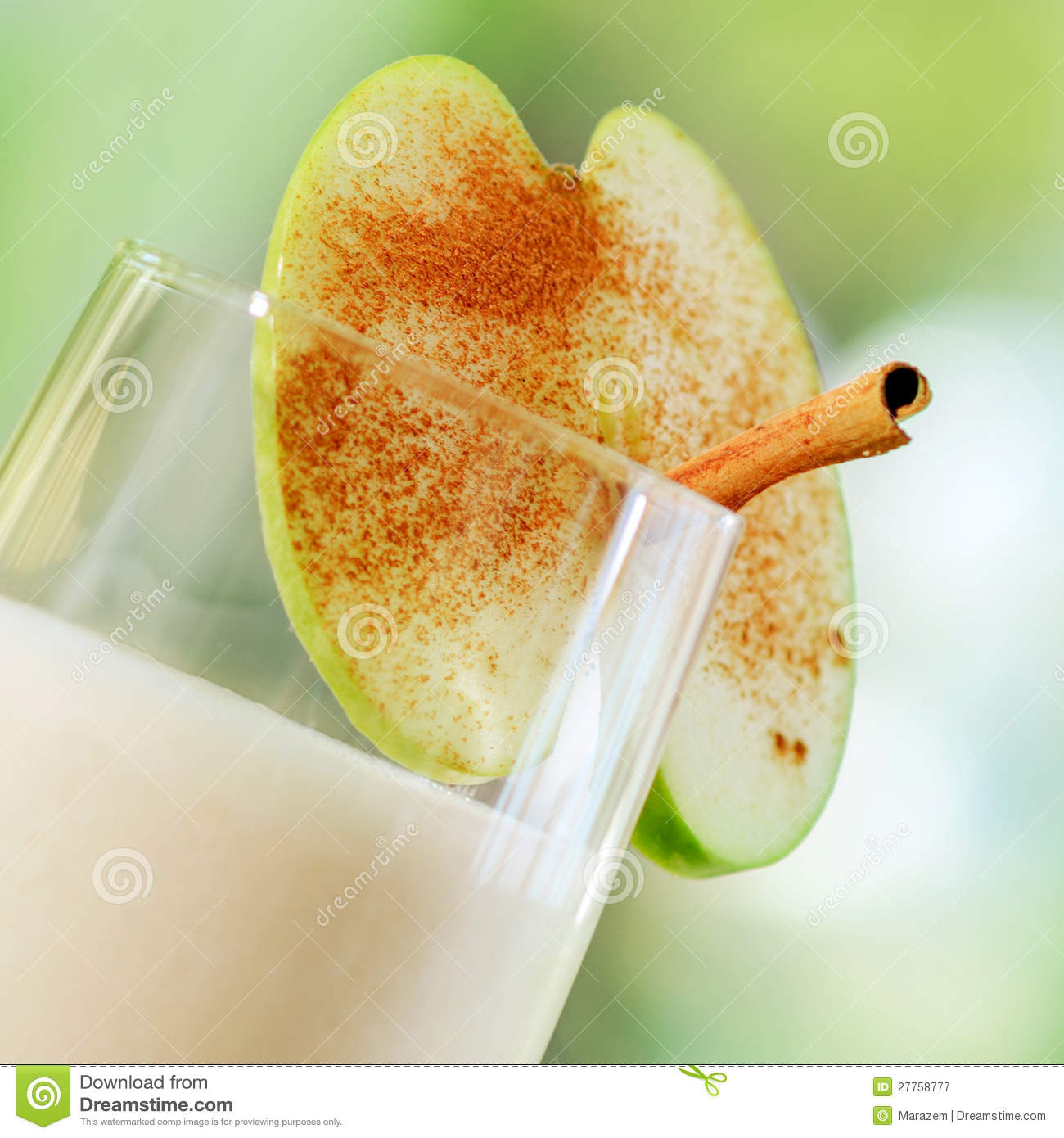 Smoothie d Apple