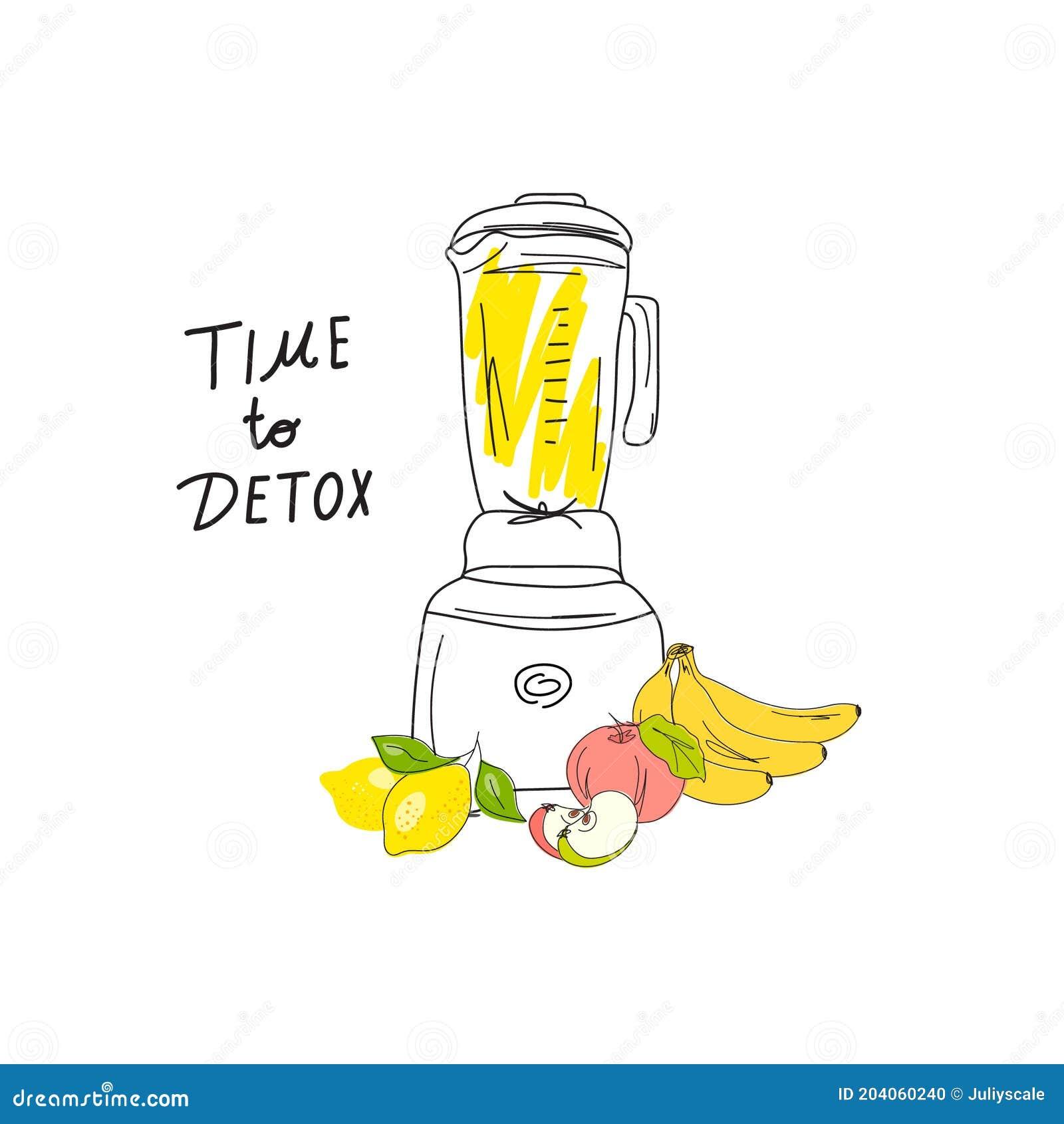 detox day blender)