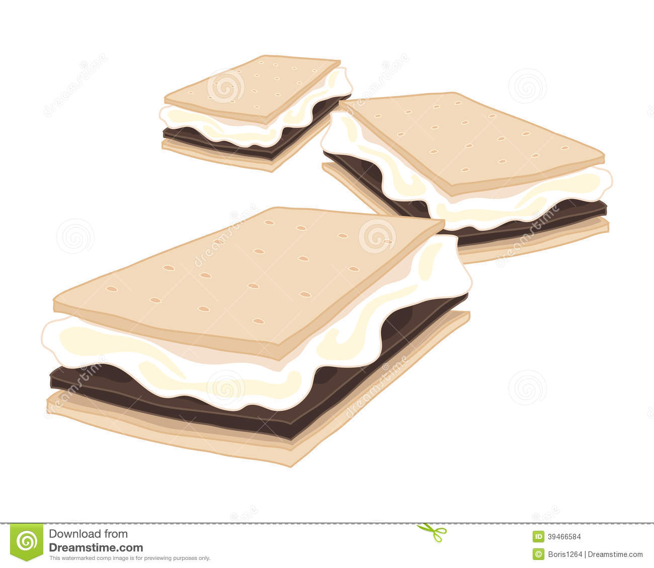 Smores Stock Illustrations – 15 Smores Stock Illustrations ...