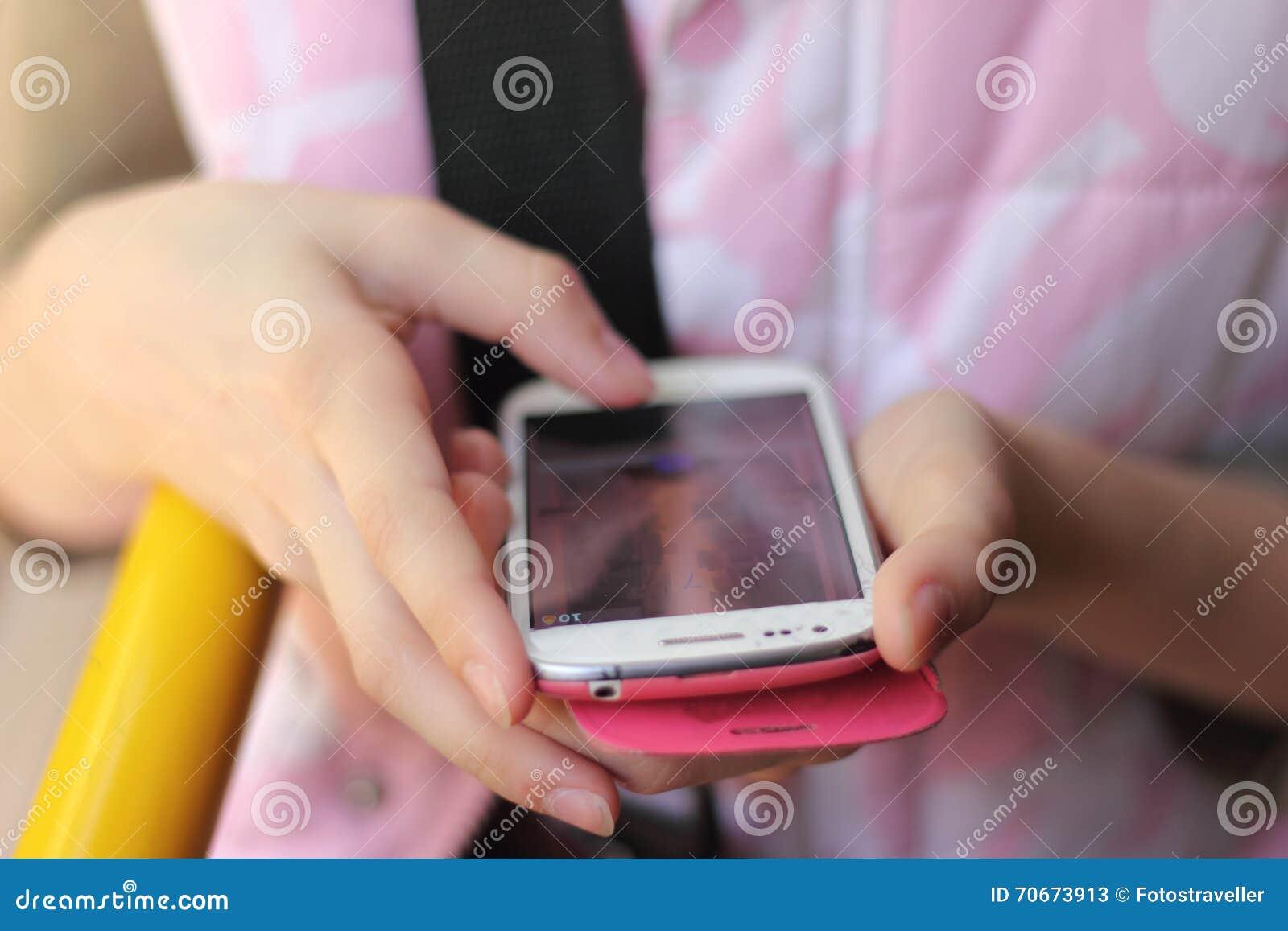读sms在智能手机