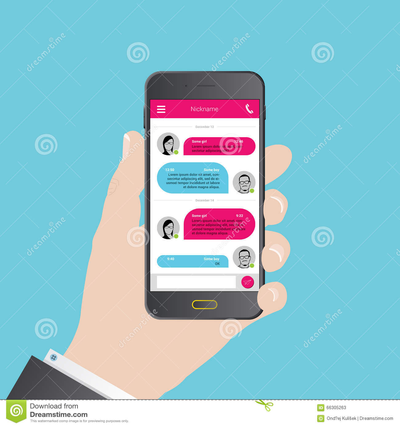 Dating site in usa a instant messenger