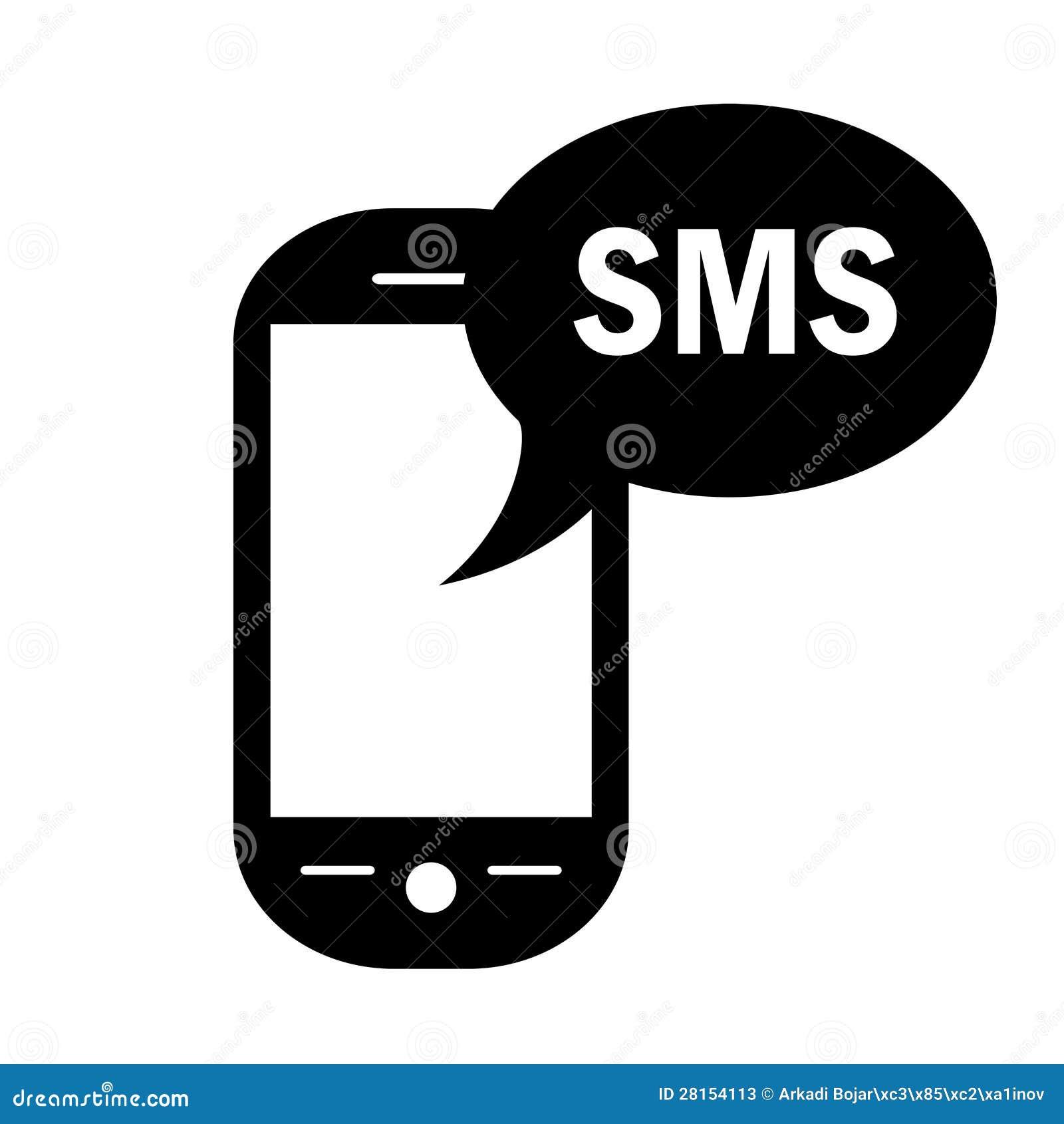 Sms symbol