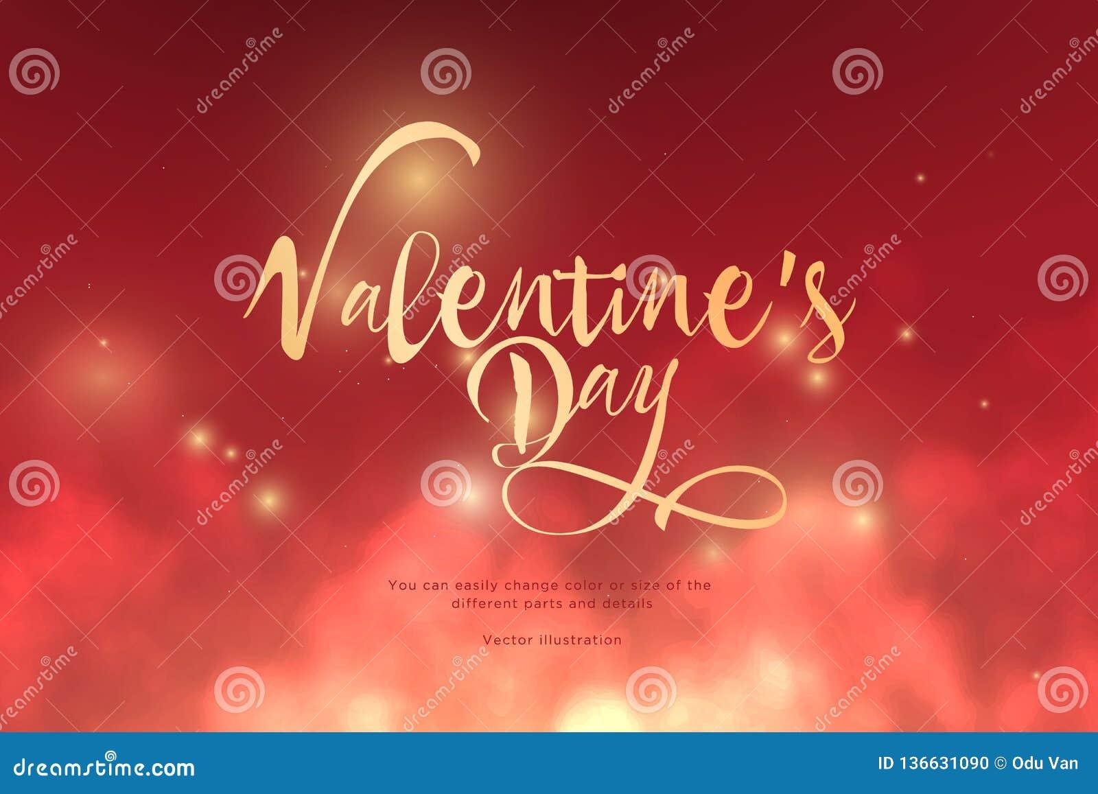 Smsa valentins guld- färg för dag i molnen Låg poly wireframekonst på röd bakgrund Begrepp för ferie eller magi eller mirakel