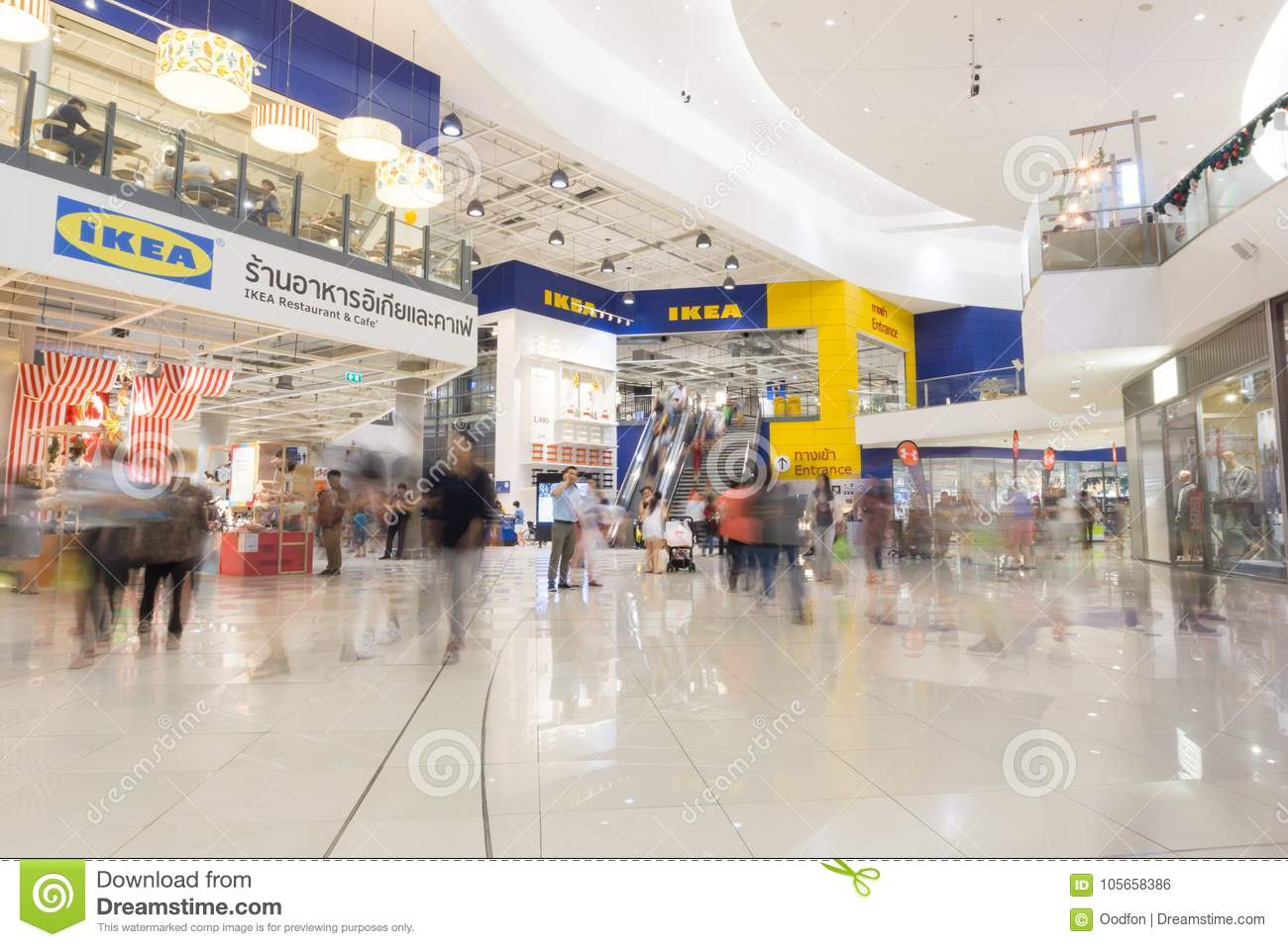 Ikea Is The World`s Largest Furniture Retailer Store.Ikea Is A Slef Service  Furniture Store.