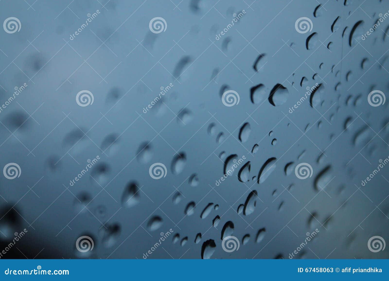 Smutni Raindrops