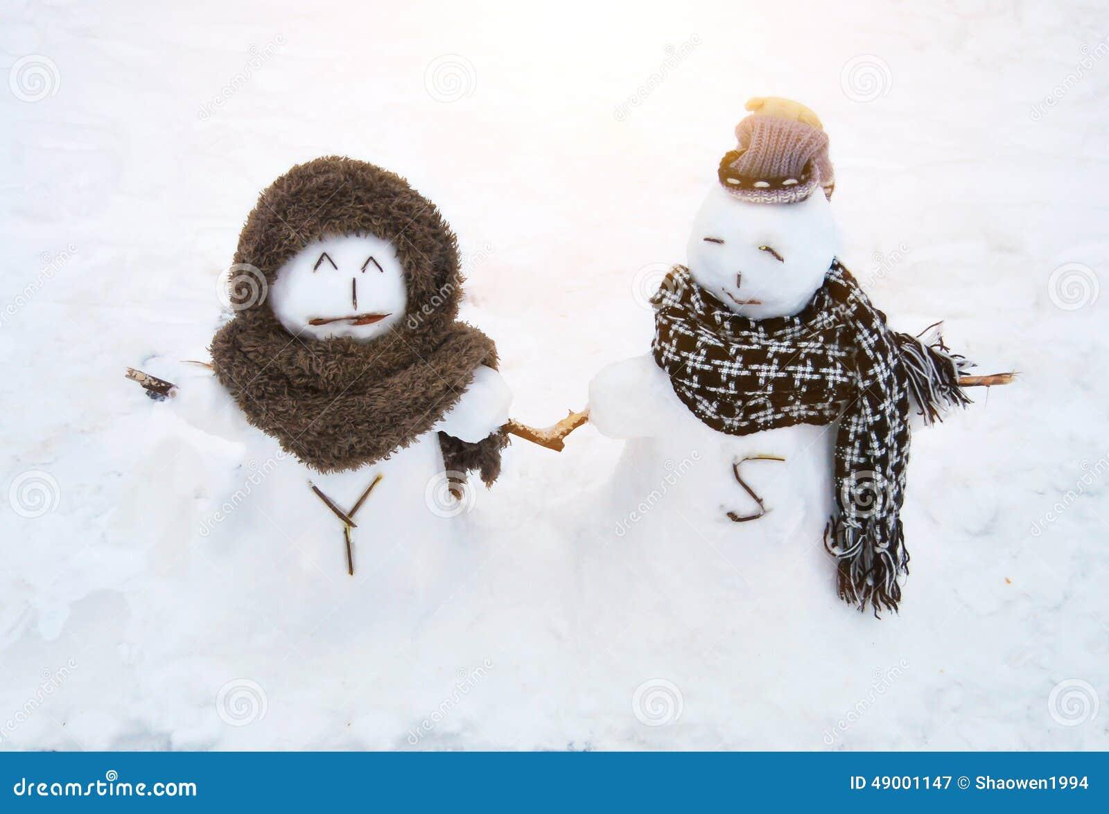Snögubbeförälskelse