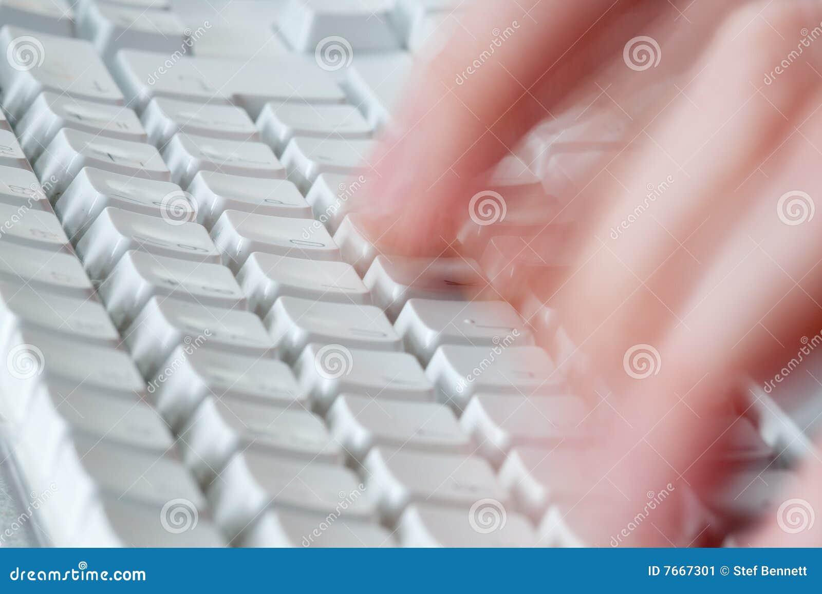 Snabbt skrivande
