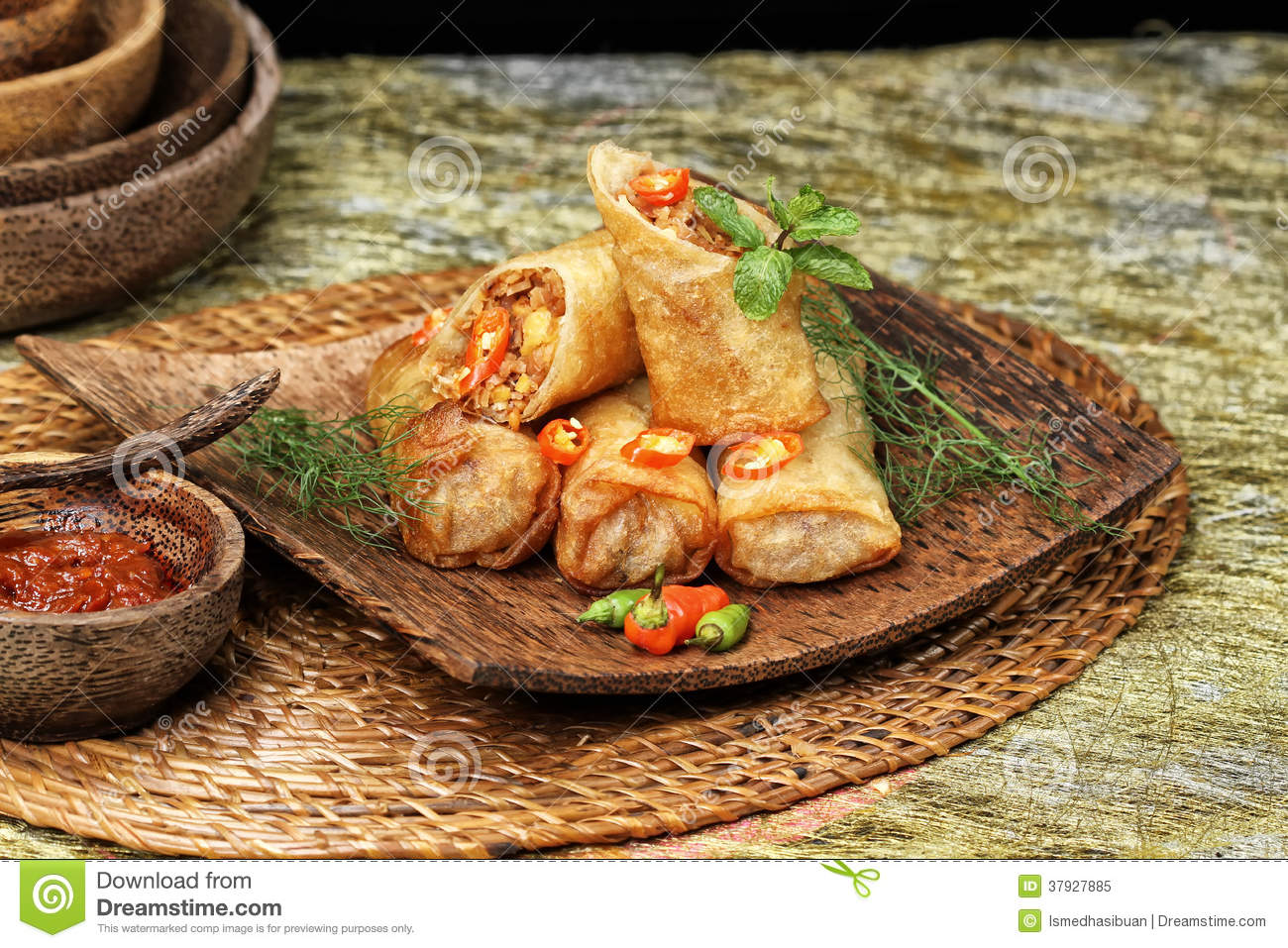 Download Snack stock image. Image of meat, cabbage, gourmet, appetizer - 37927885