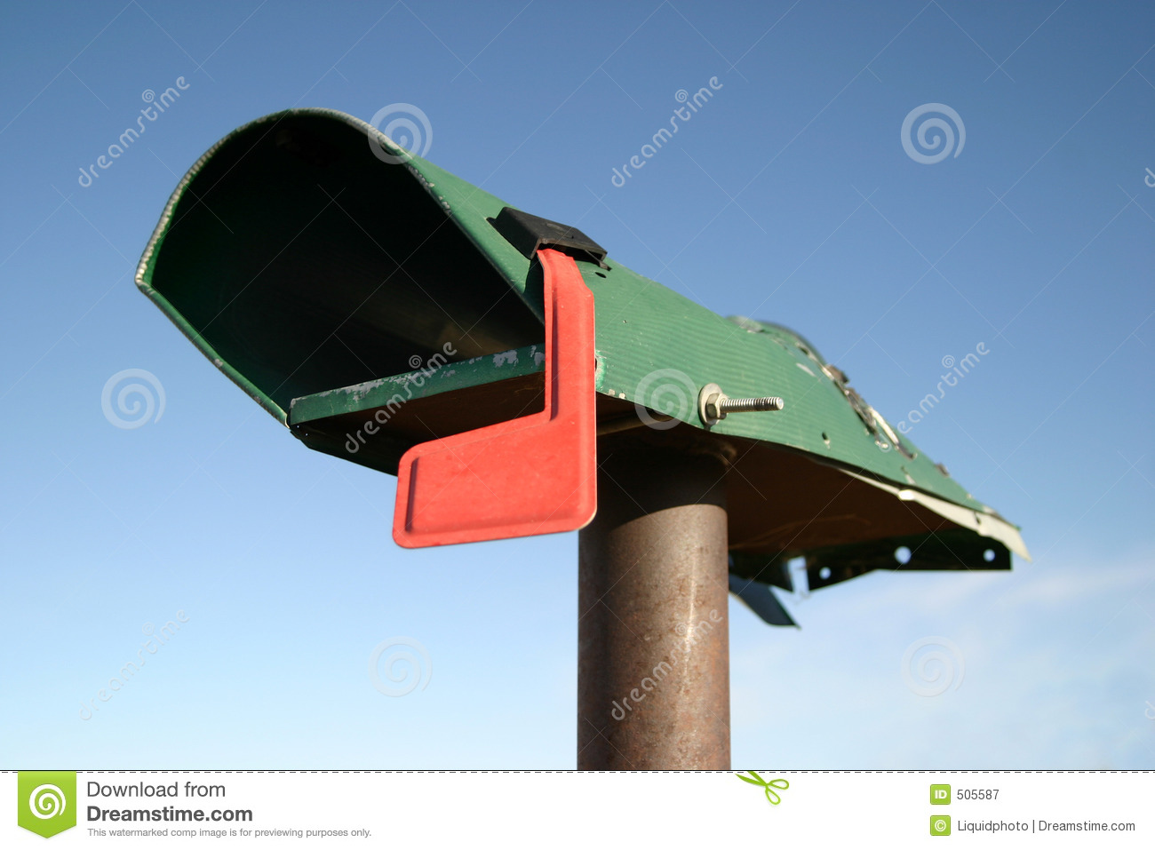 Snail Mail stock image  Image of email, communications - 505587