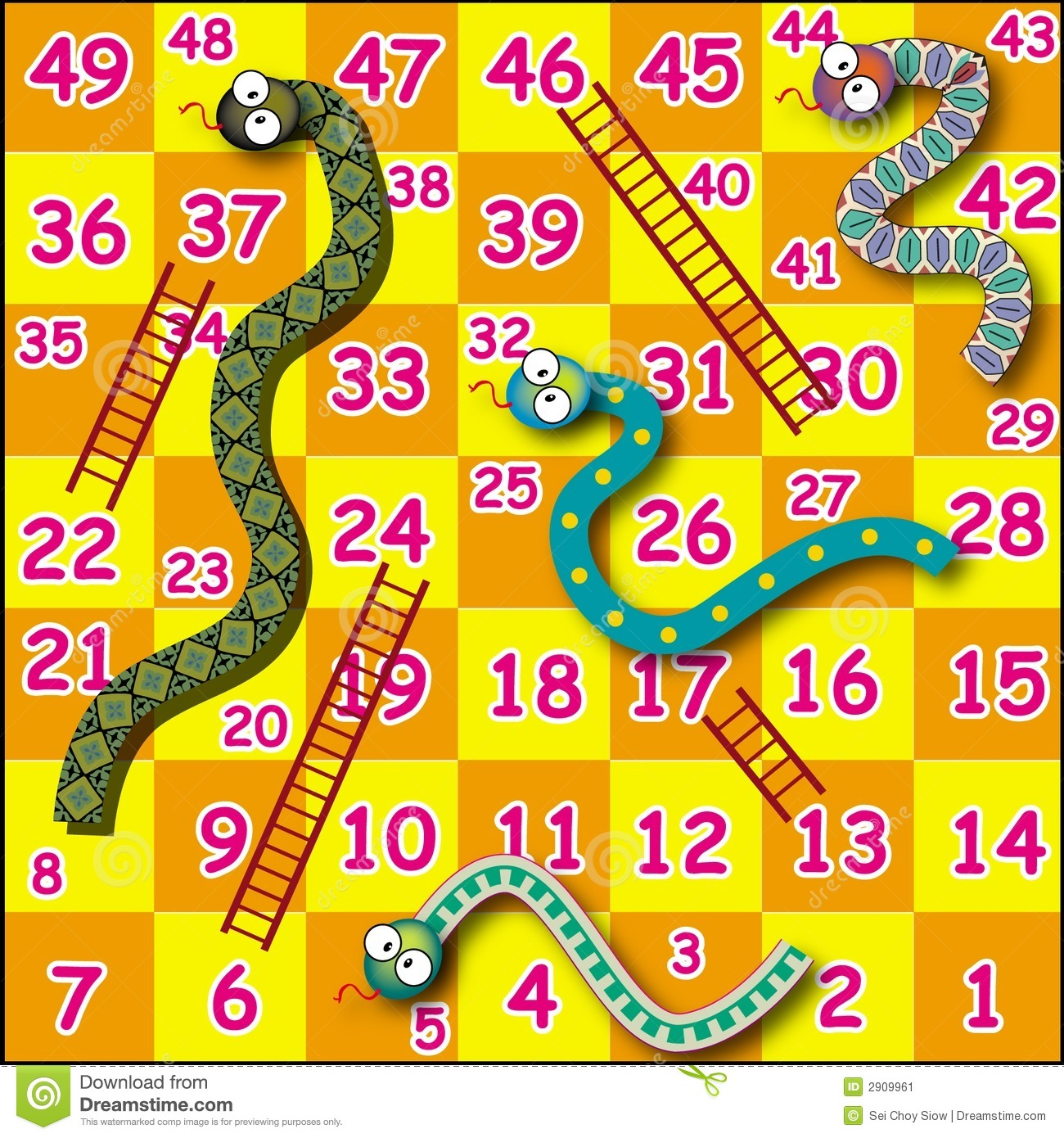 3d snakes and ladders instructions pdf
