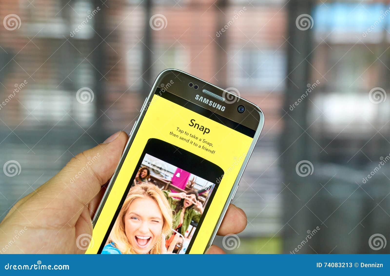 Download snap shot for mobile
