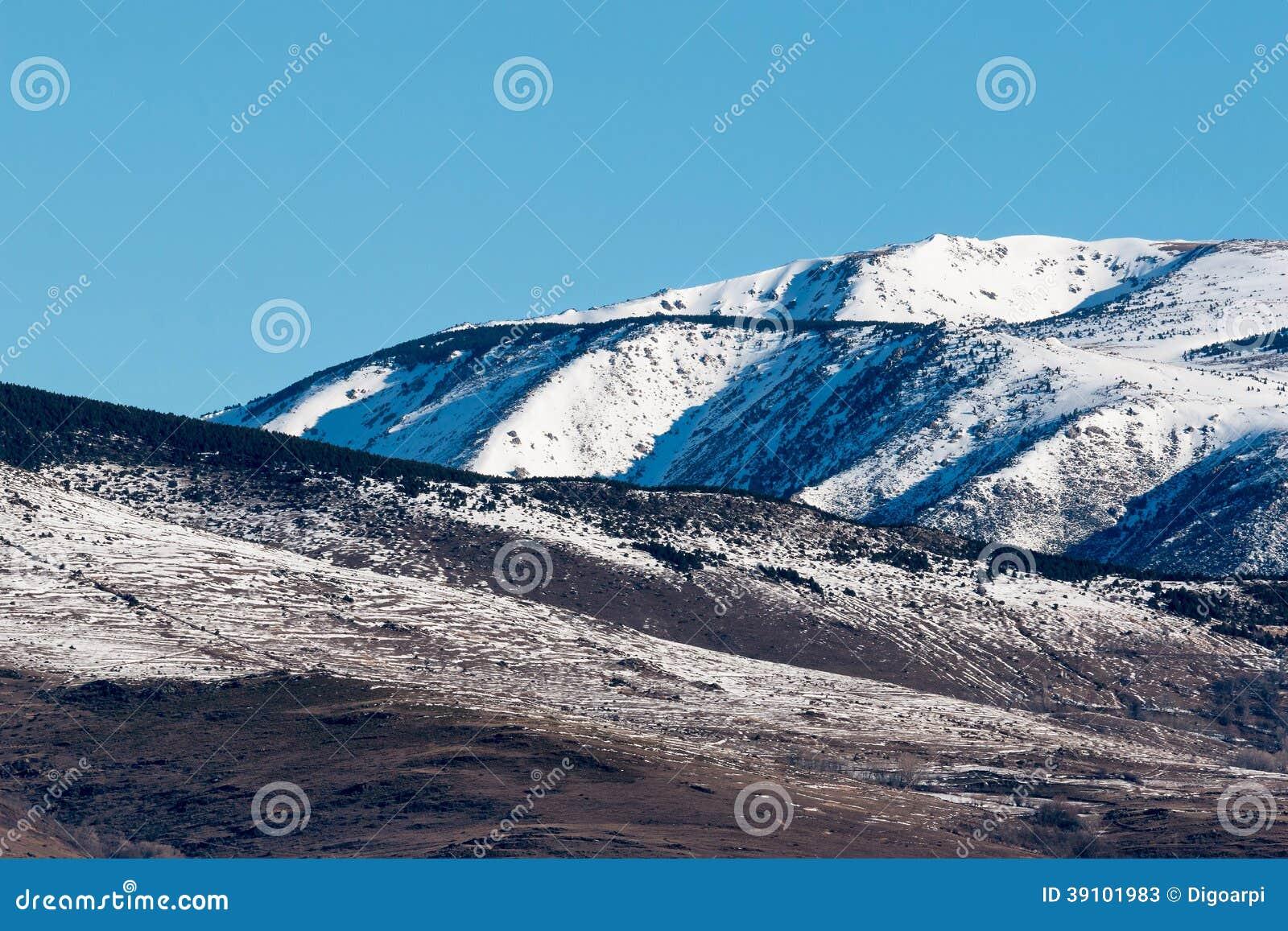 Sneeuwbergen