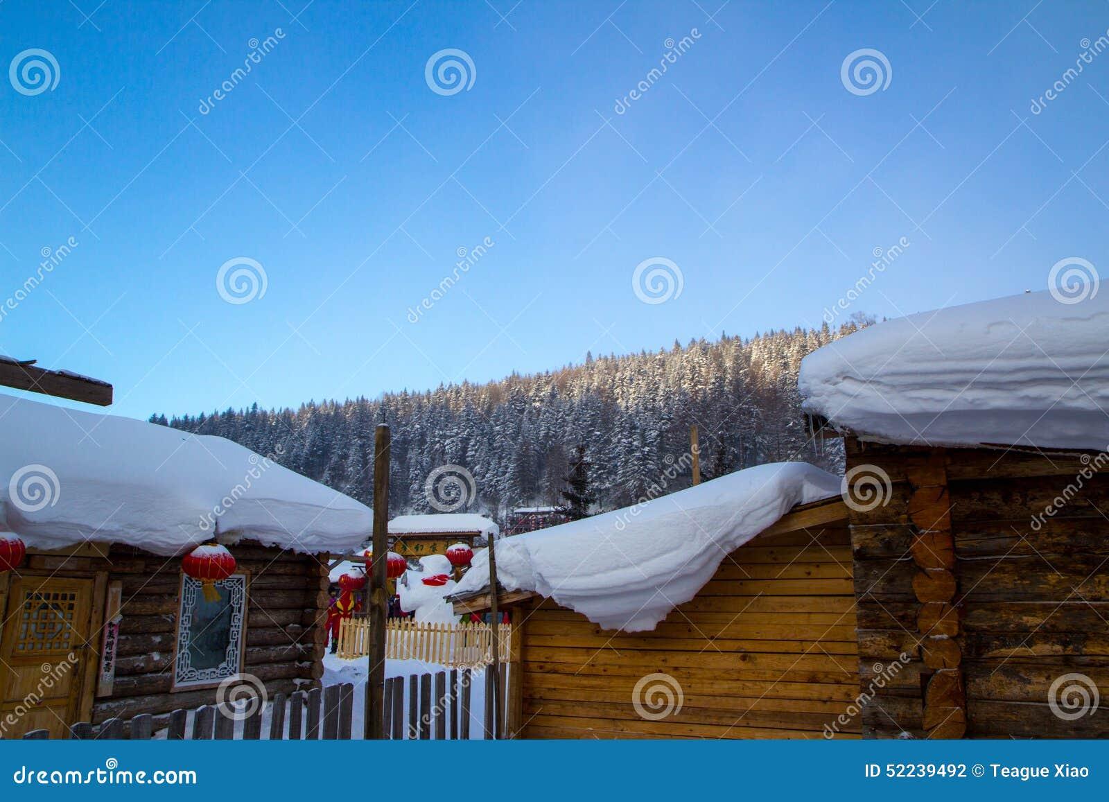 Sneeuwdorp