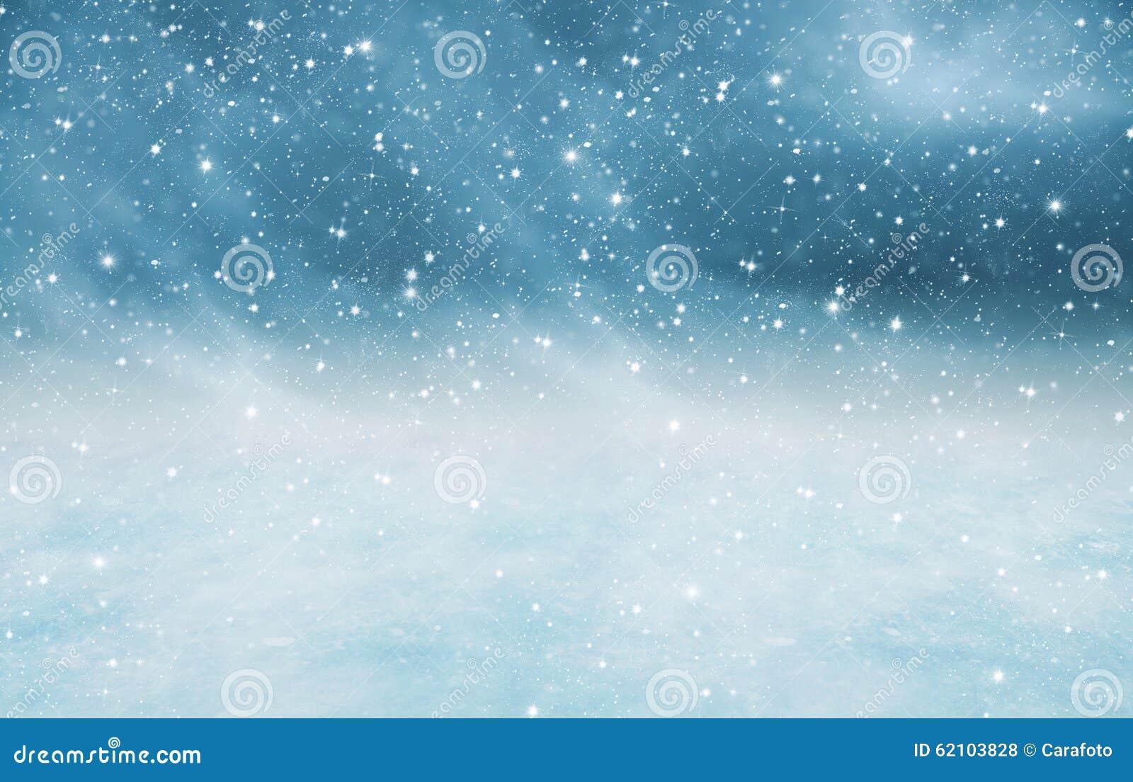 Sneeuwlandschapstextuur