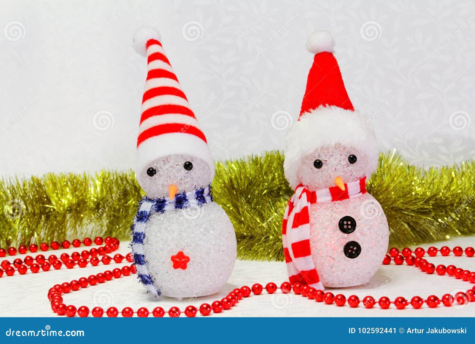 Sneeuwmanstuk speelgoed