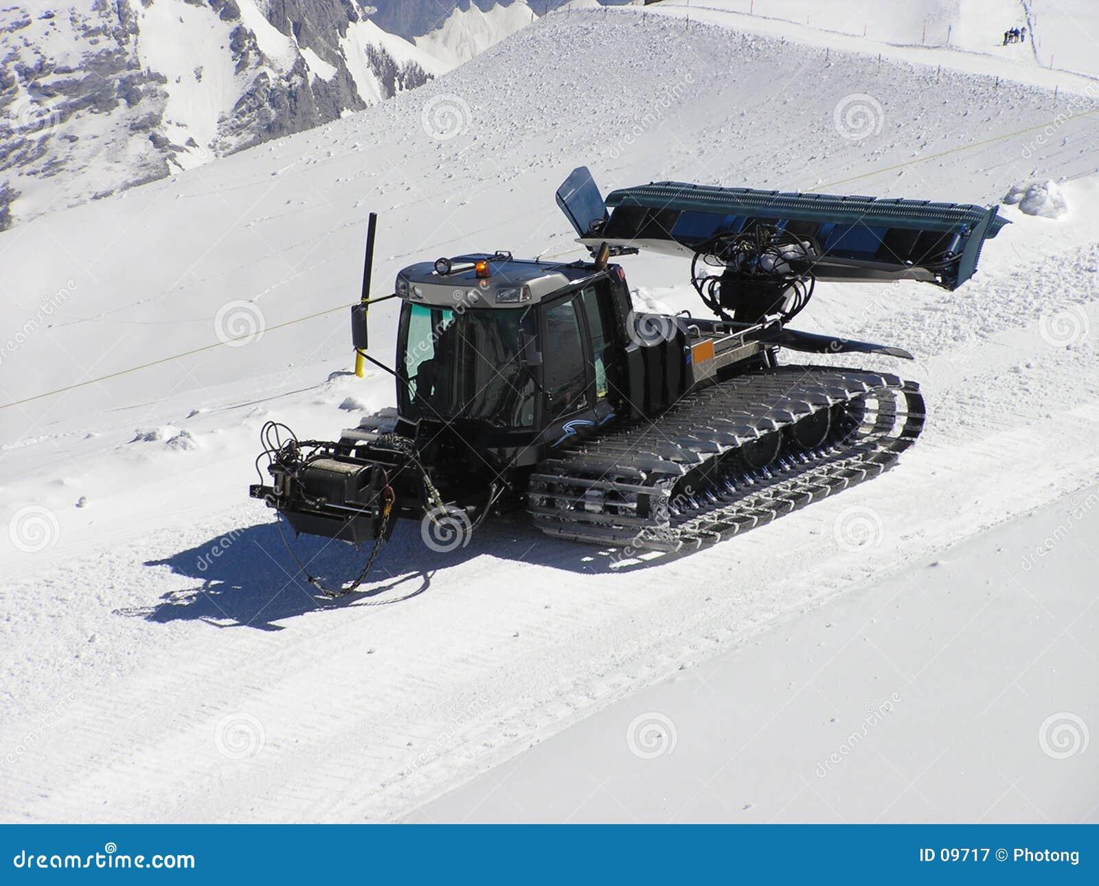 Sneeuwploeg