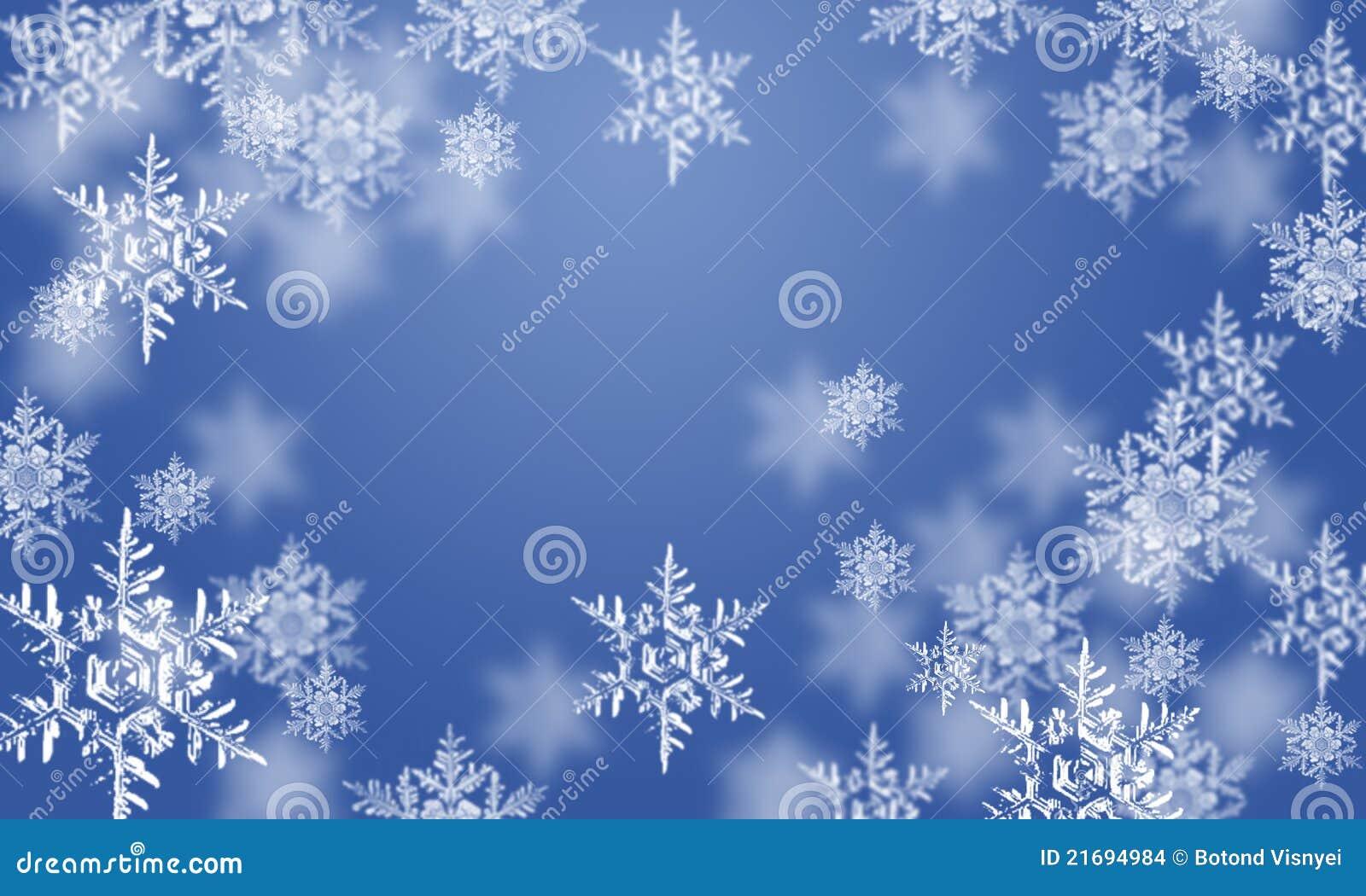 Sneeuwvlokken