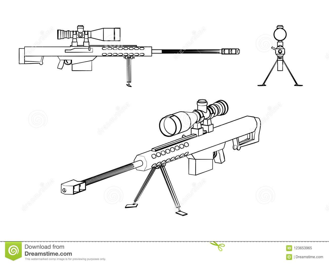 To it what is be a sniper like The best