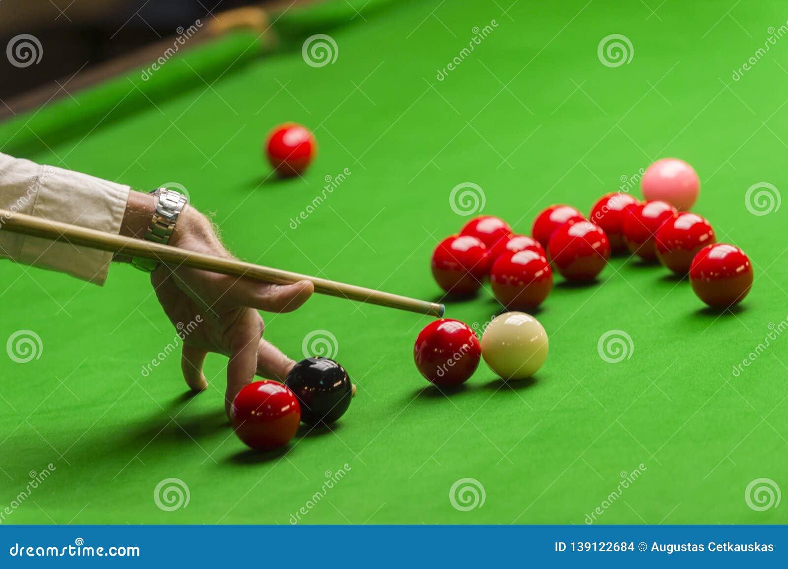Snooker Spielen