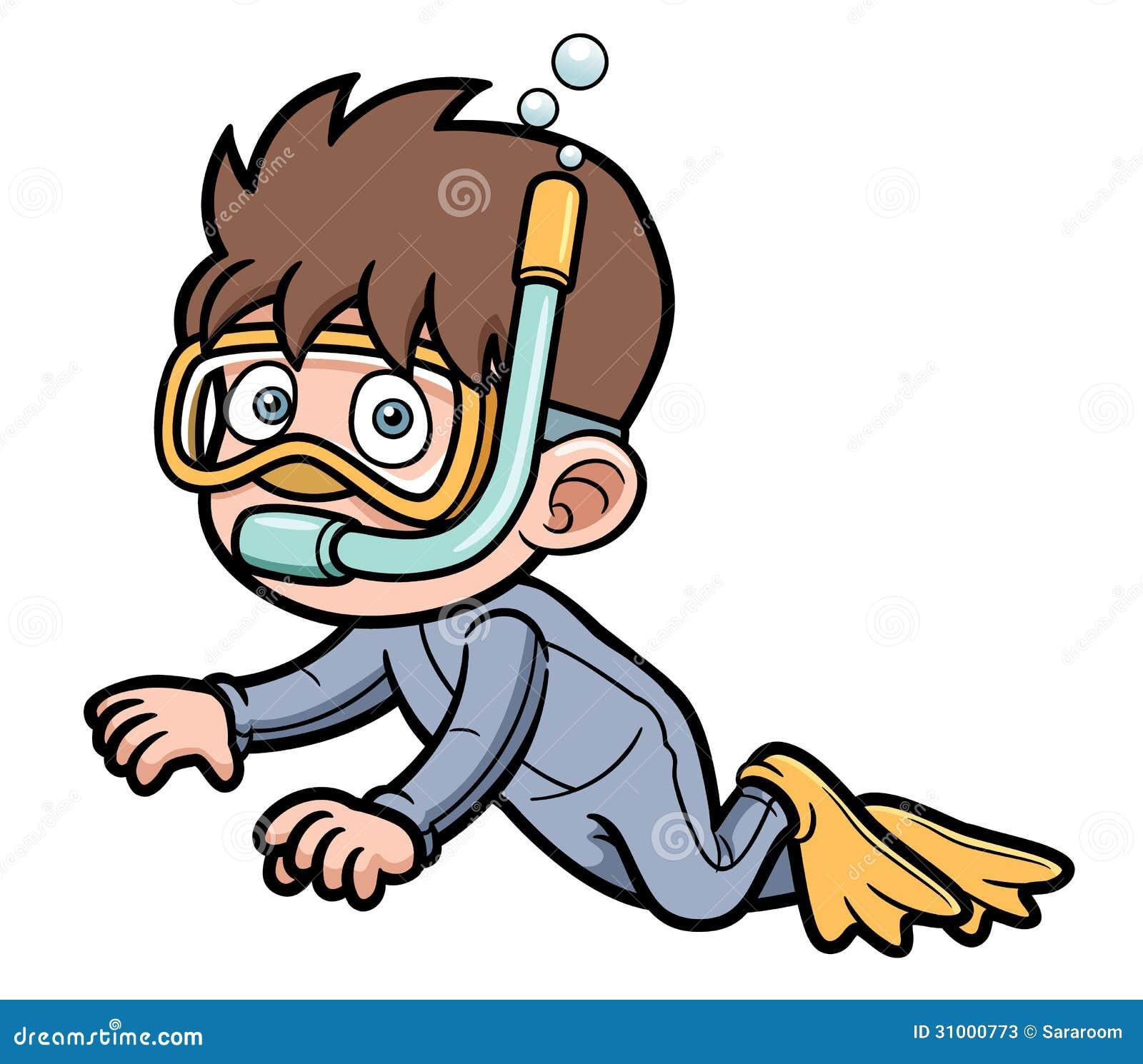Snorkeling Kid Stock Photos - Image: 31000773