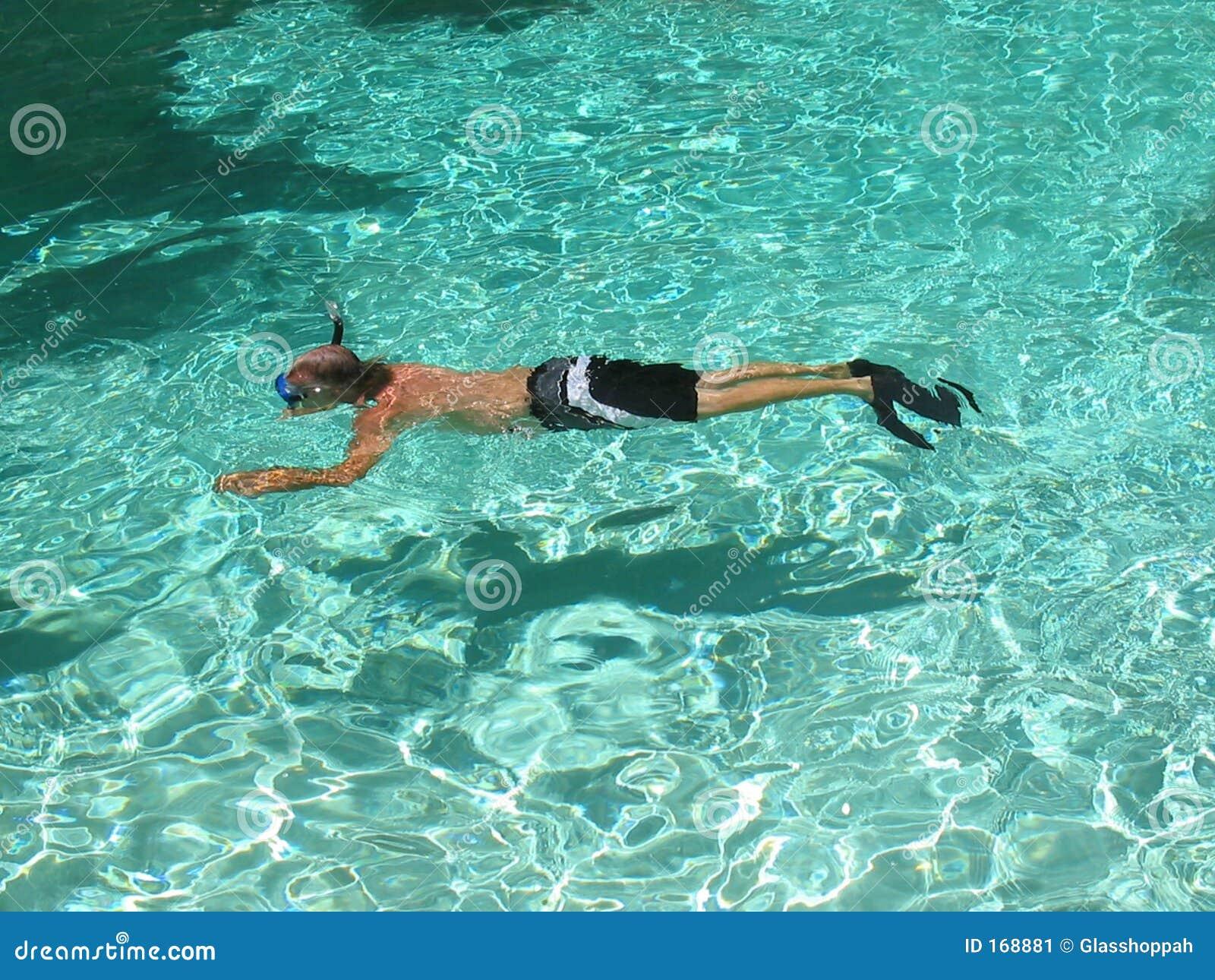 Snorkeling Ripple