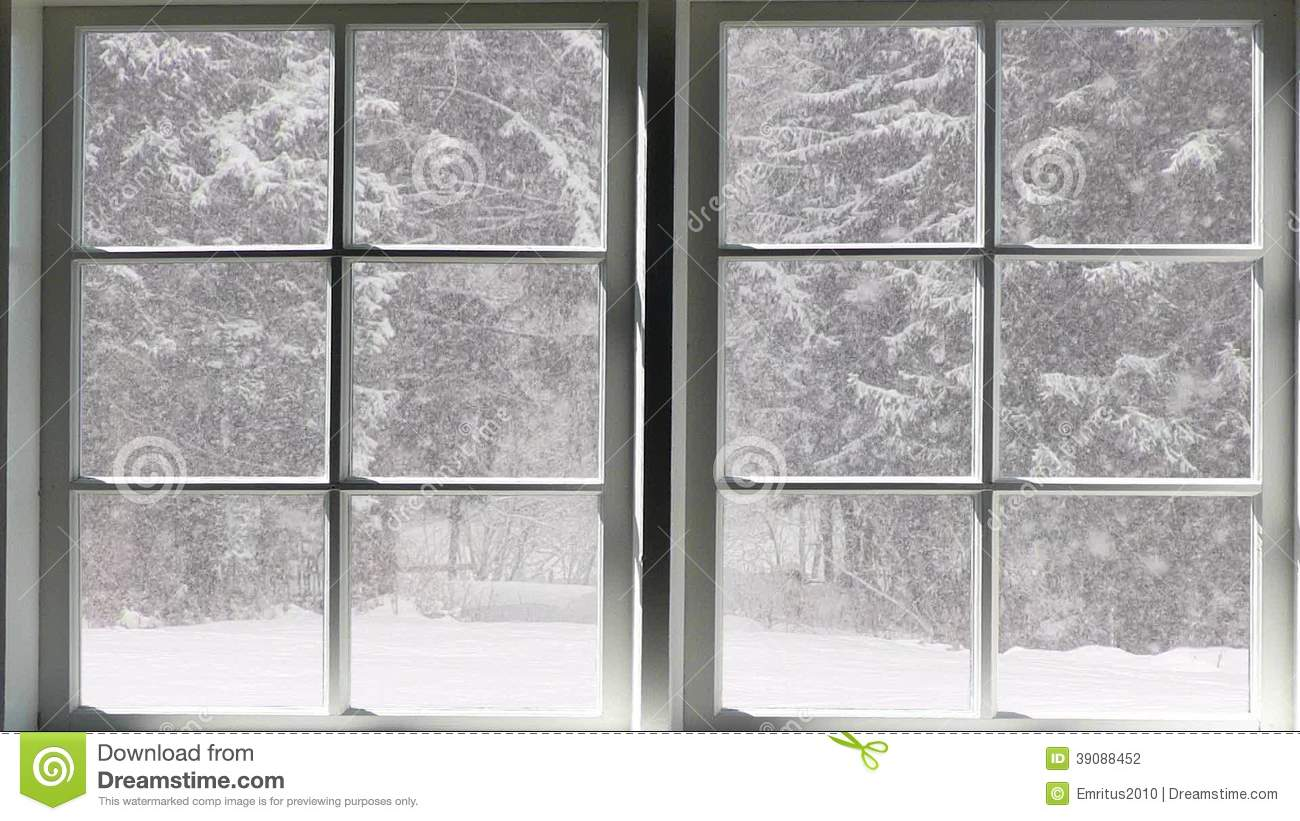 6/10/18-6/16/18 Snow-fall-scene-looking-out-window-39088452