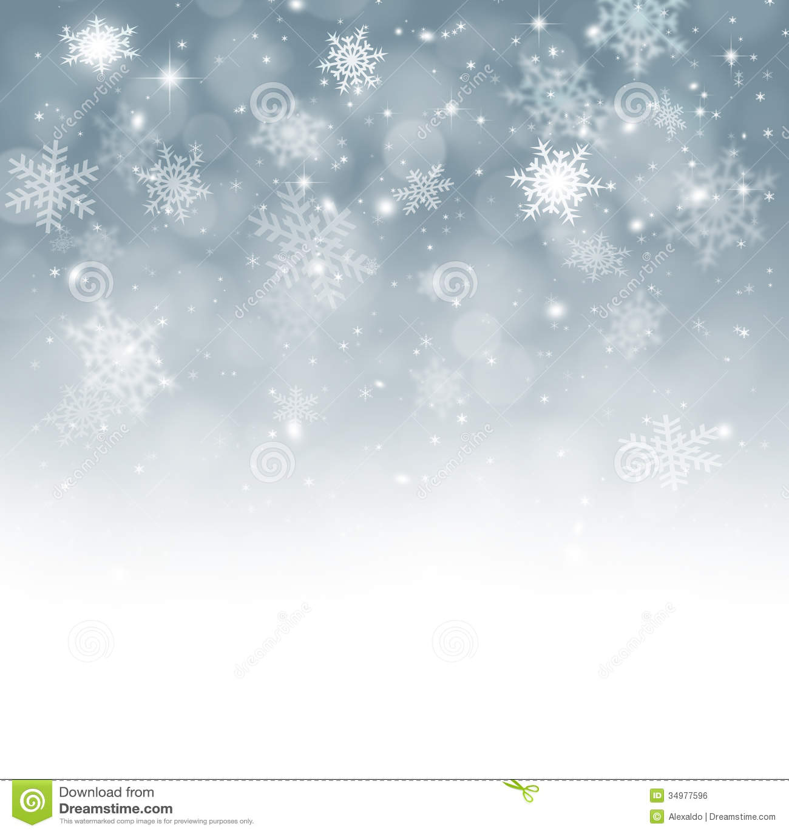 Snow Fall Stock Illustration Illustration Of Glitter 34977596