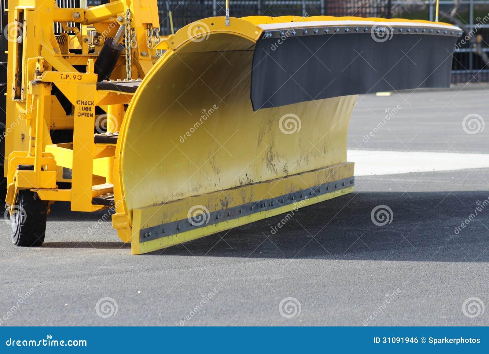 snow plow business plan