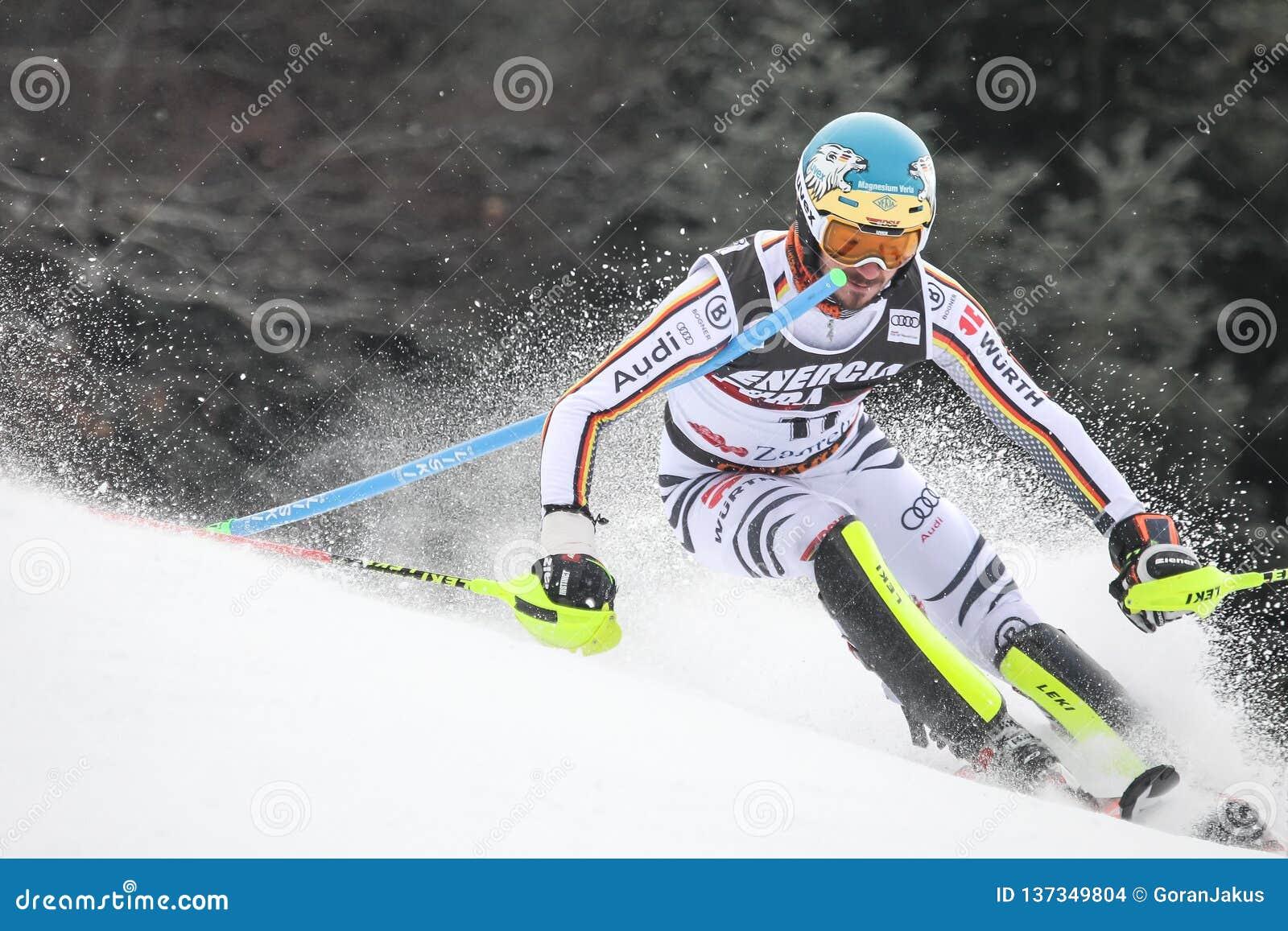 Snow Queen Trophy 2019 Mens Slalom