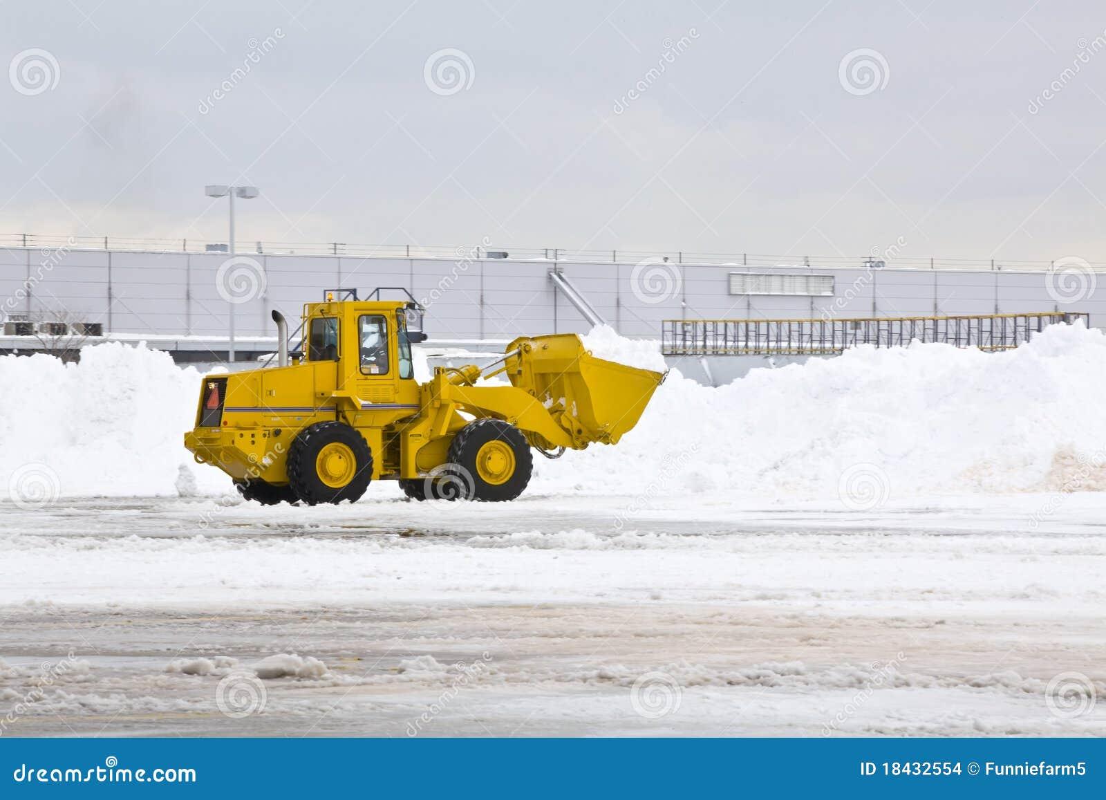 Clip Art Snow Plow