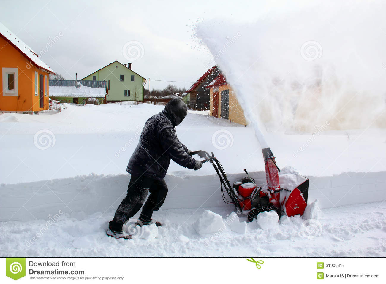 Snow Removal Clipart Snow removal