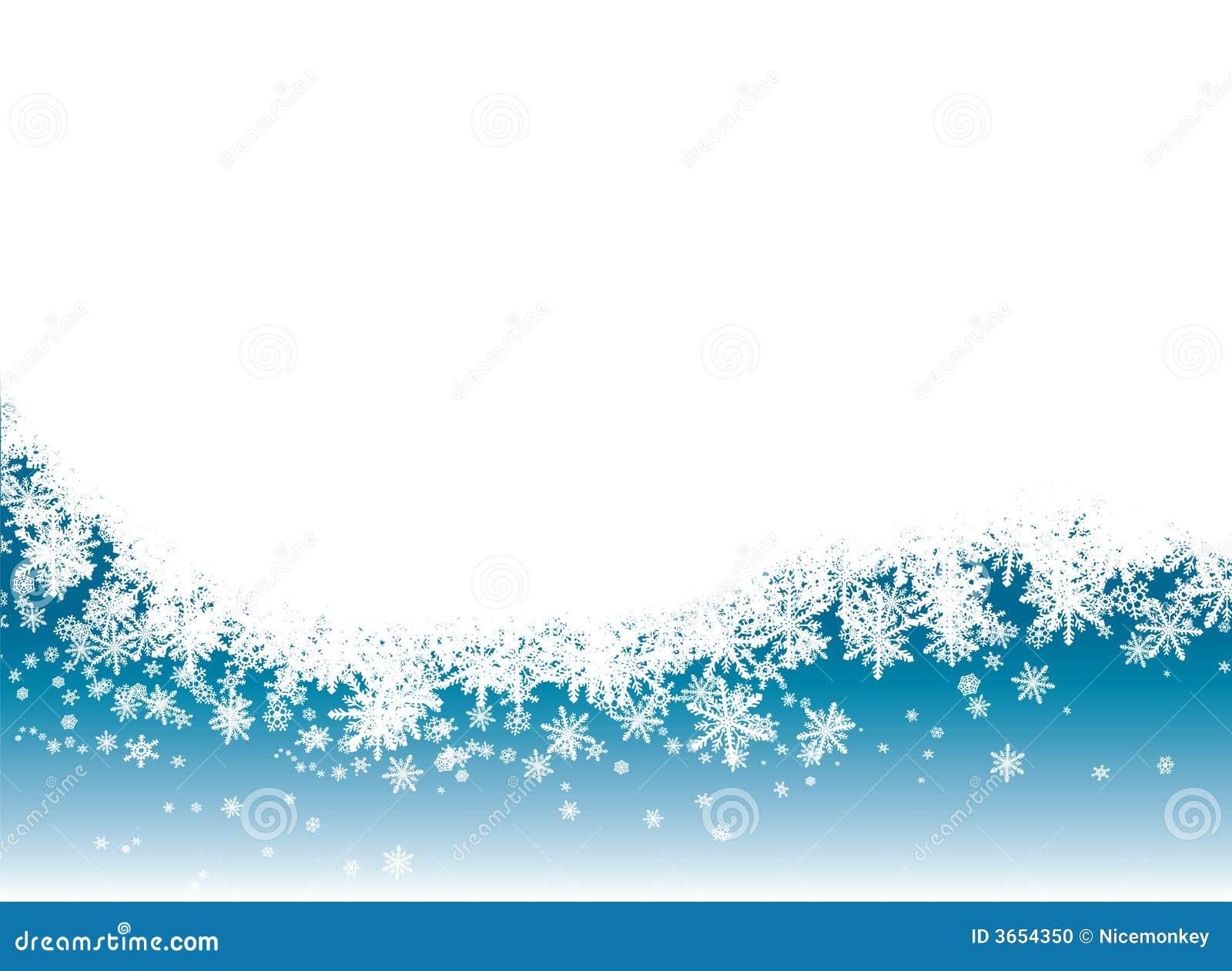 Snow reveal