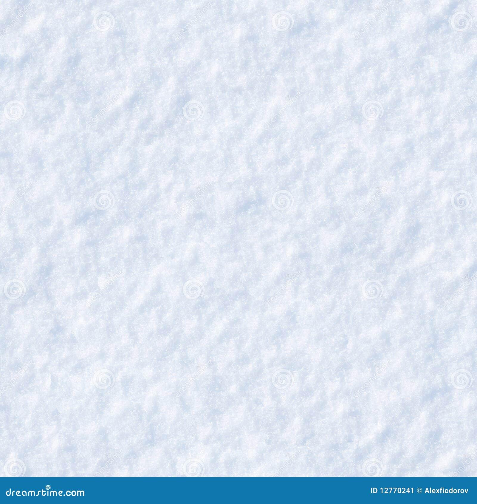 Snow seamless background.