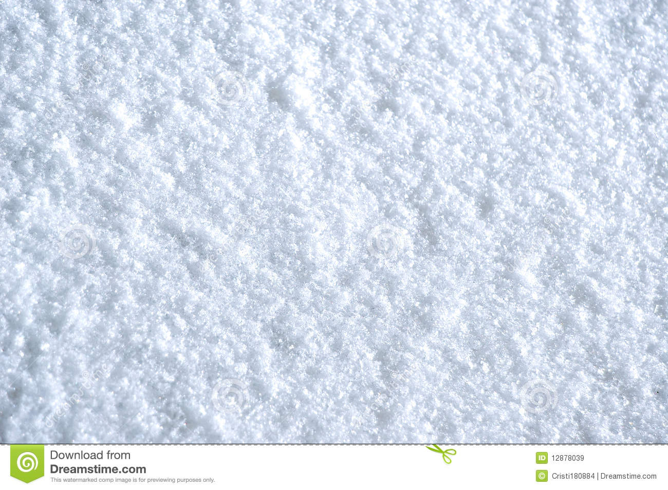 Snow Texture Stock Image Image Of White Winter Cold