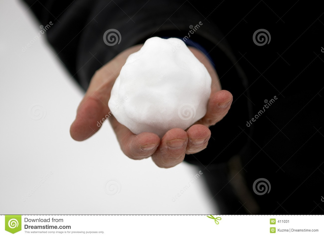 Snowball in the hand stock image image 411031 - Boule de neige photo pas cher ...
