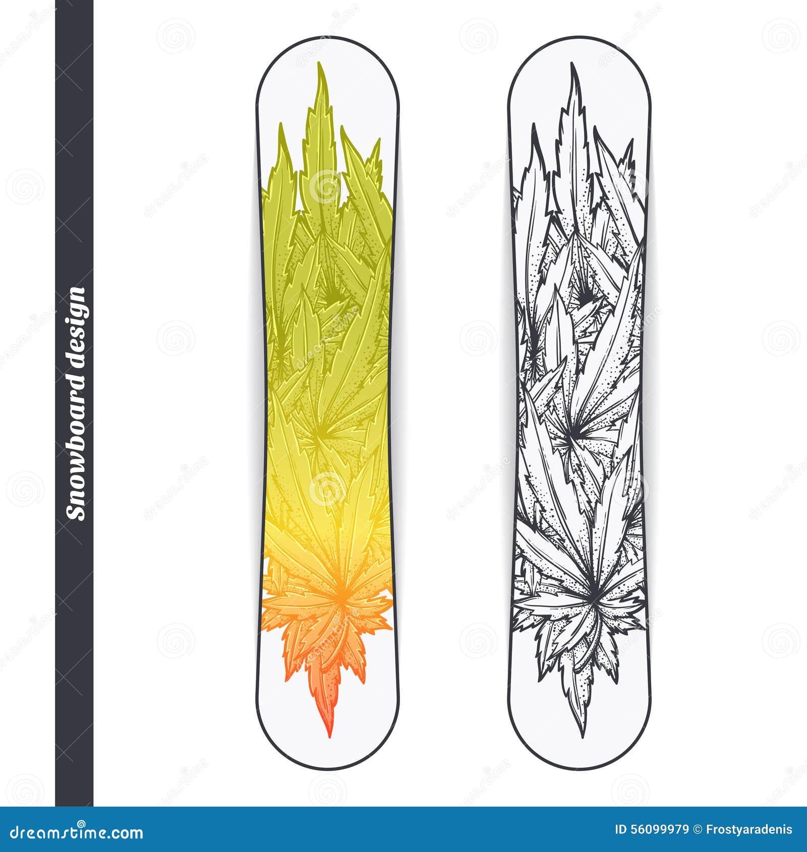 Snowboard Design Two